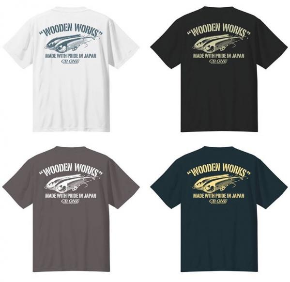 d8b90726b90 CB One Wooden Works T-Shirt - Apparels - Wears