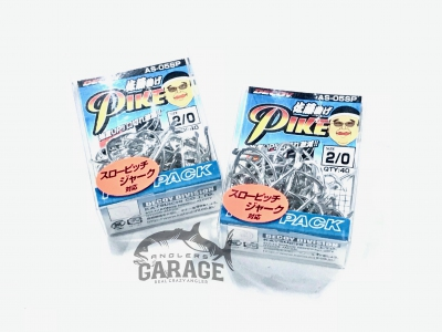 DECOY AS-05SP Sato Tune Hook 2/0 ( 40pcs )