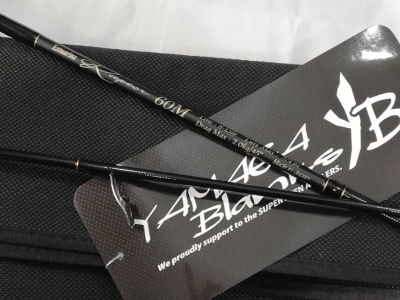 Yamaga Blanks Estuarine Raptor 60M (Spinning)